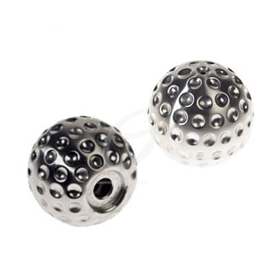 Salz- und Pfefferstreuer Golfball Design