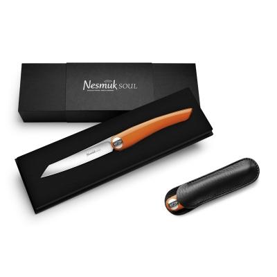 Nesmum Soul Folder / Griff: Klavierlack orange