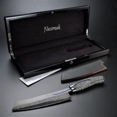Nesmuk Messer Crystallized