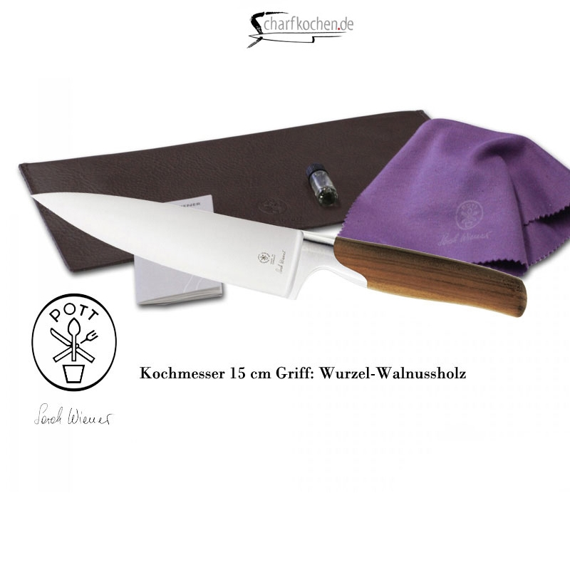 kochmesser 15 cm pott sarah wiener edition messer online shop. Black Bedroom Furniture Sets. Home Design Ideas
