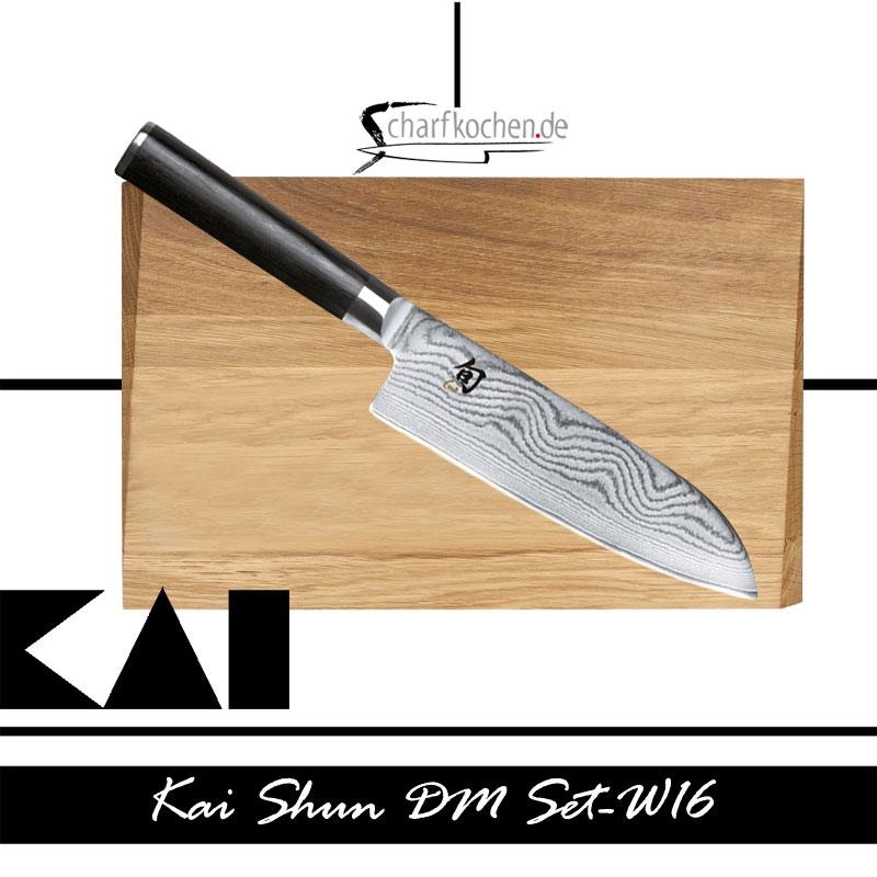 Kai Shun Classic DM-Set-W16