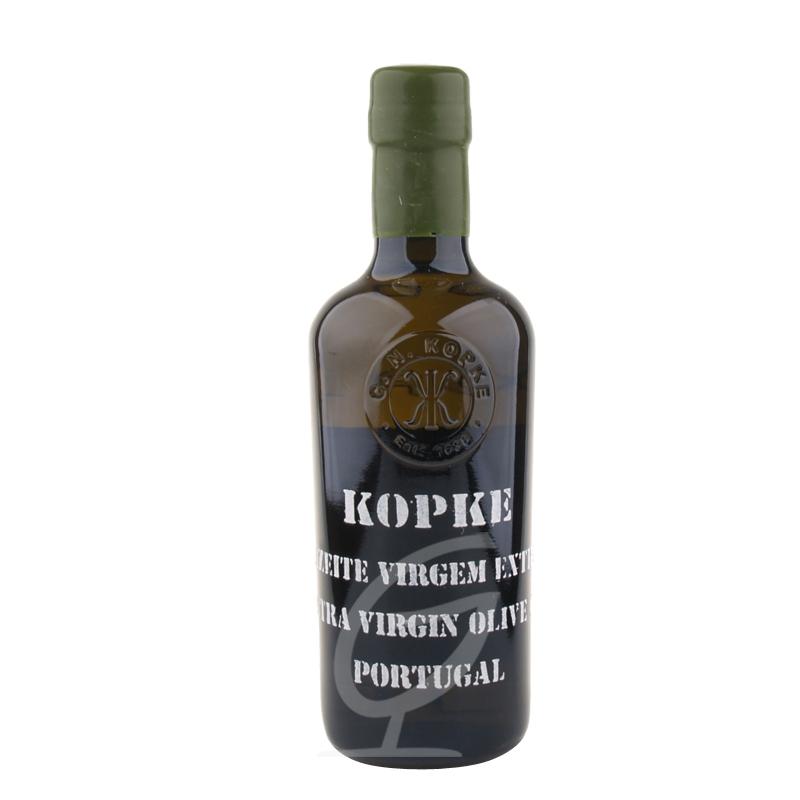 Kopke Extra Virgine Olivenöl in Holzkiste