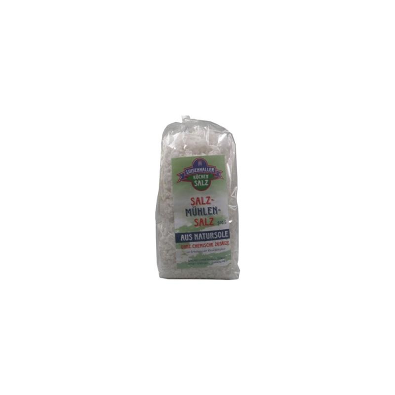 Salinen-Salz grob, Inhalt: 500gr.