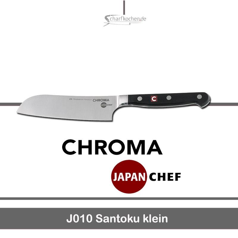 Kleines Santoku / Chroma Japan Chef J010
