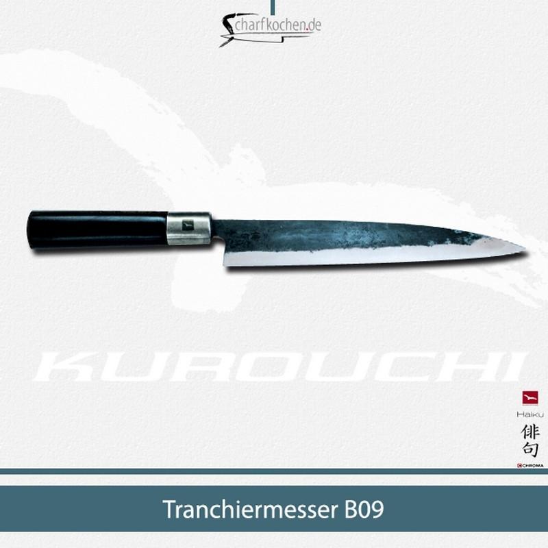 Haiku Kurouchi B09 Tranchier Messer
