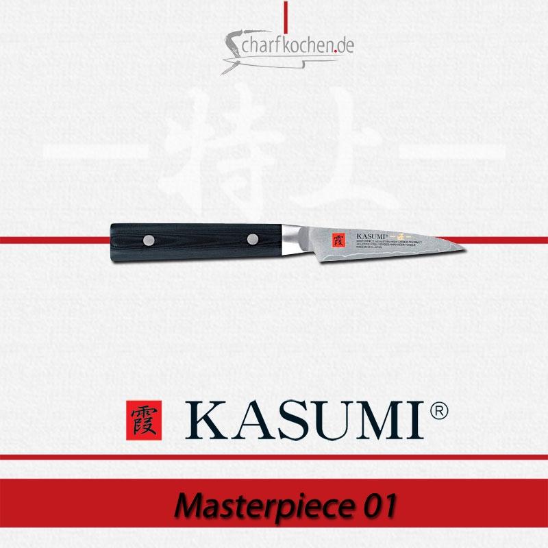 MP01 KASUMI Masterpiece Schälmesser, 8 cm