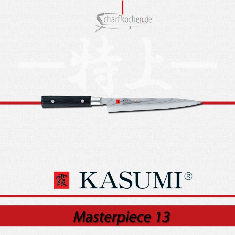 MP13 KASUMI Masterpiece Sashimi, 21 cm
