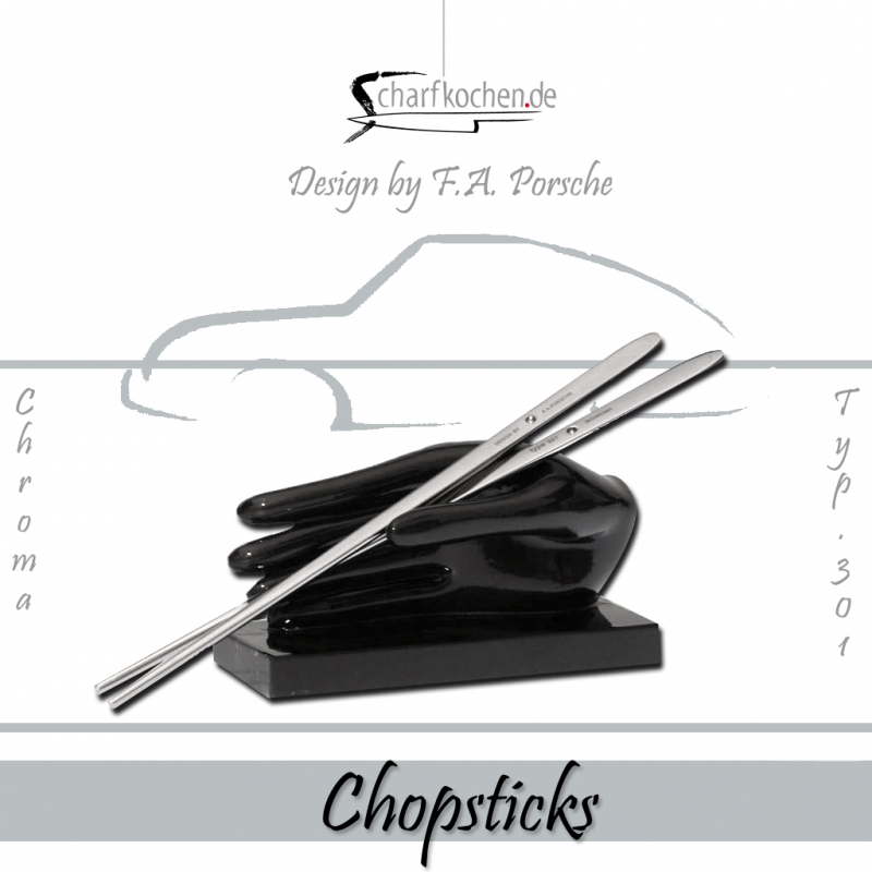 F.A. Porsche Chopsticks