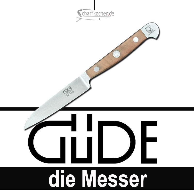 Güde Messer Alpha Birne Gemüsemesser B701/09