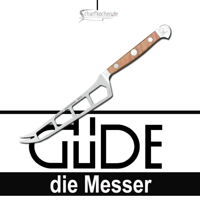 Güde Messer Alpha Birne Käsemesser B290/15