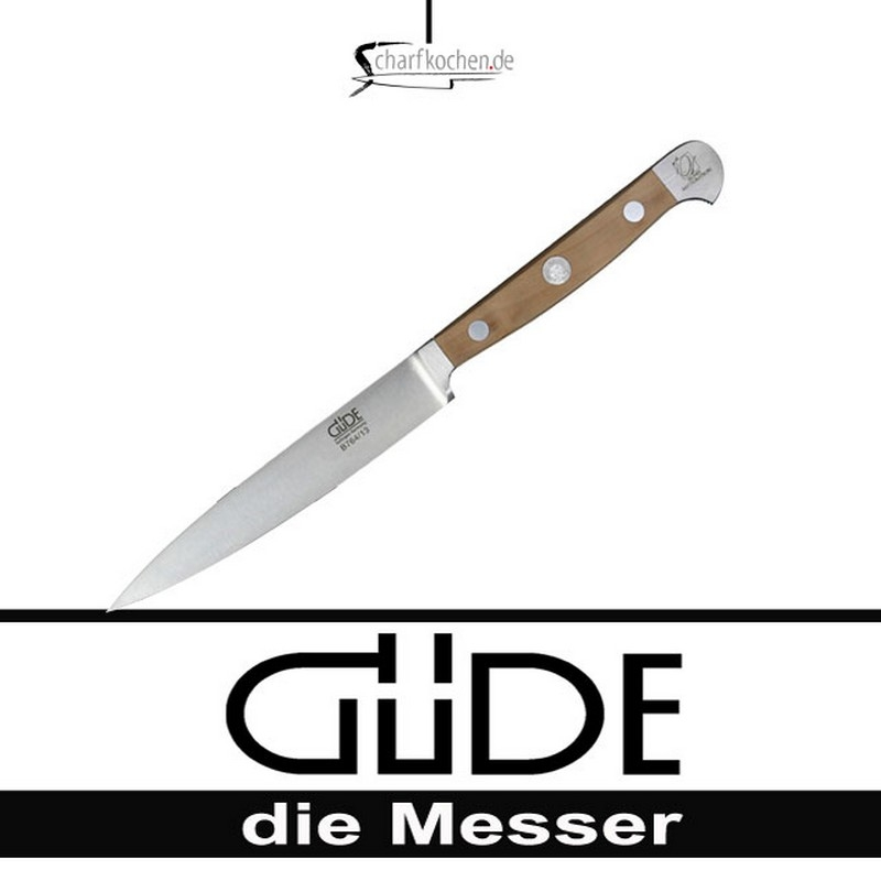 Güde Messer Alpha Birne Spickmesser B764/13