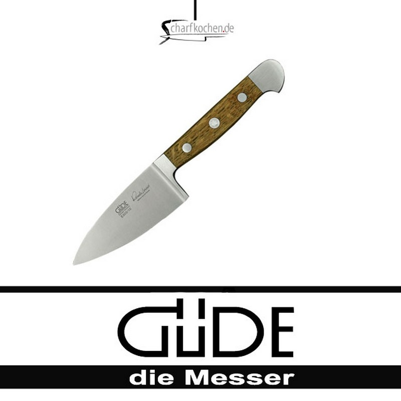 Güde Messer Alpha Fasseiche Käsemesser für Hartkäse E805/10