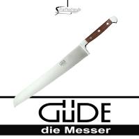Güde Brotmesser Franz Güde 32 cm, Walnuss