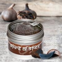 """Schwarzer fermentierter Knoblauch - """"black garlic wonder"""""""