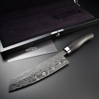 Nesmuk C100 Sonder Damastmesser/ Griff Mooreiche limited Edition