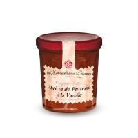 Konfitüre extra- provenzialische Aprikose mit Vanille Confit de Provence