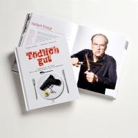 Tödlich gut  Kommissare am Herd: Die Lieblingsrezepte der Fernsehstars Kochbuch