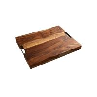 Hack-Schneidbrett Pure Rose Wood 50x40cm