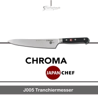 Tranchiermesser 21,6 cm / Chroma Japan Chef J005