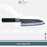 Haiku Kurouchi B02 Deba-Messer