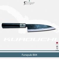 Haiku Kurouchi B04 Funayuki