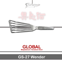 Global Messer: GS-27 Bratenwender
