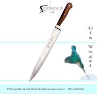 Fleisch-Schinkenmesser Eisvogel