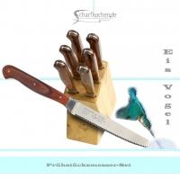 Frühstücksmesser-Set Eisvogel