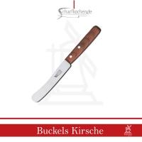 Frühstücksmesser Buckels Windmühle Griff: Kirschbaumholz