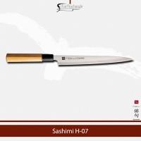 H-07 CHROMA Haiku Sashimi Messer 20 cm