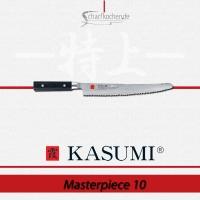 MP10 KASUMI Masterpiece Brotmesser, 25 cm