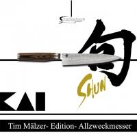 Kai-Allzweck-Kochmesser TDM 1701