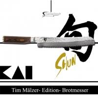 Kai-Brotmesser-Kochmesser TDM 1705
