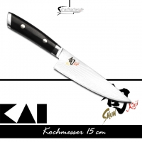 Kai-Kochmesser 15cm Shun Kaji KDM0005