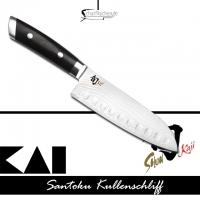 Kai-Santoku-Kochmesser Shun Kaji KDM0004