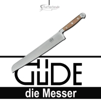Güde Kochmesser Alpha Birne Brotmesser Franz Güde