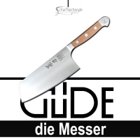 Güde Messer Alpha Birne China Kochmesser Chai Dao B742/16