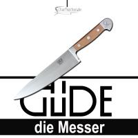 Güde Messer Alpha Birne Klassisches Kochmesser B805/21