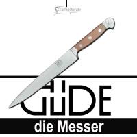 Güde Messer Alpha Birne Schinkenmesser B765/21