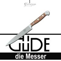 Güde Messer Alpha Birne Zubereitungsmesser B765/16