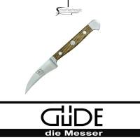 Güde Messer Alpha Fasseiche Schälmesser