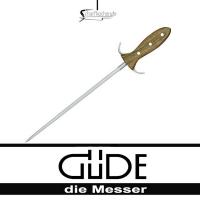 Güde Messer Alpha Fasseiche Wetzstahl D'artagnan E006/32