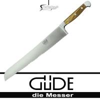 Güdemesser-Alpha Olive Brotmesser X7431/32