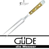 Güdemesser-Alpha Olive Fleischgabel X096/18