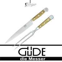 Güdemesser-Alpha Olive Tranchierset 2tlg 2X765/21