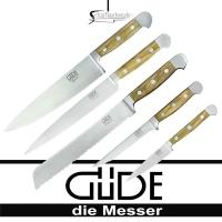Güdemesser-Alpha Olive Messerset 5tlg 5-X000
